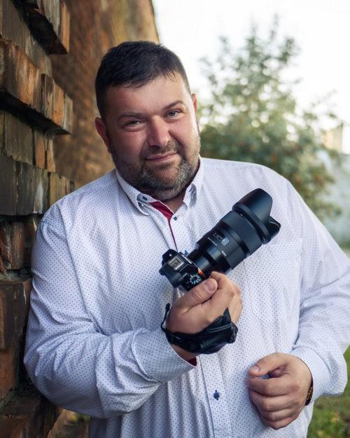 Arkadiusz Kucharski Fotograf ślubny
